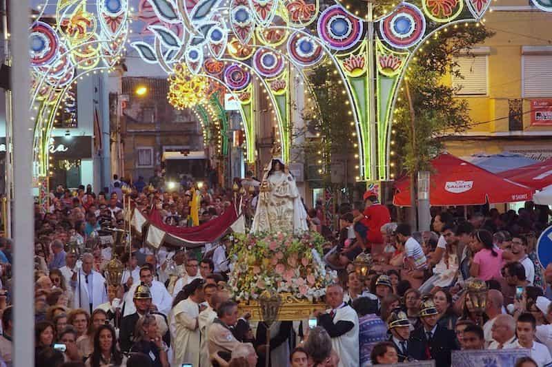 Festa em Honra de Nossa Senhora da Boa Viagem • 7 Maravilhas de Portugal®